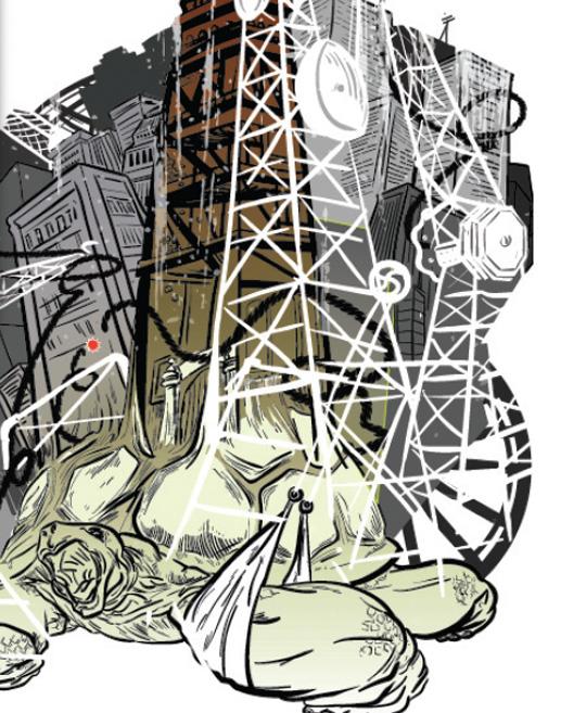 Adobe Illustrator Tutorial: Shell City by Matt Huynh