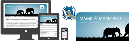 View Local WordPress Website on your iPhone or iPad with MAMP