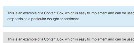 content-box