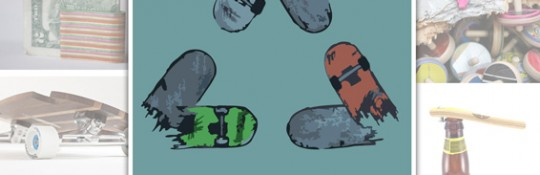 Salvaged Skateboard Shop - -Indiegogo Campaign